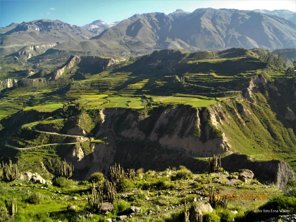 Boliwia i Peru góry