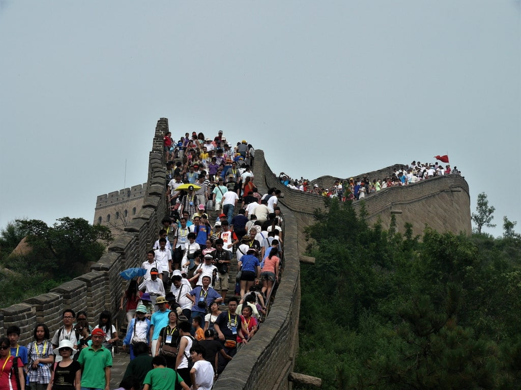 Chiny mur chinski