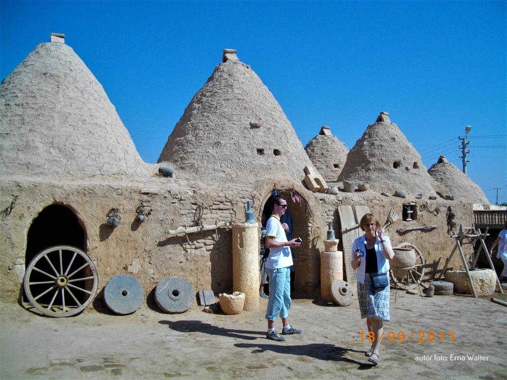 Turcja domy z mułu