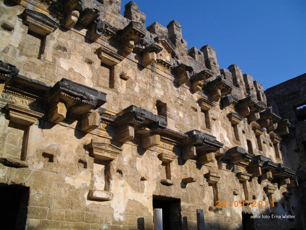 Turcja amfiteatr