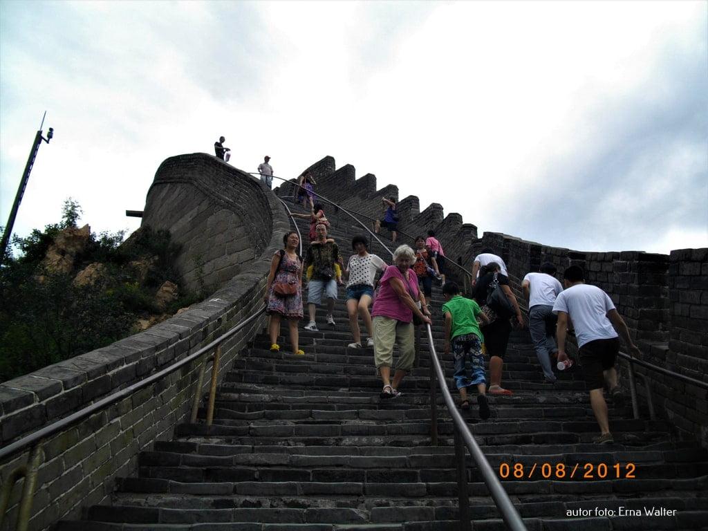 Pekin mur chiński