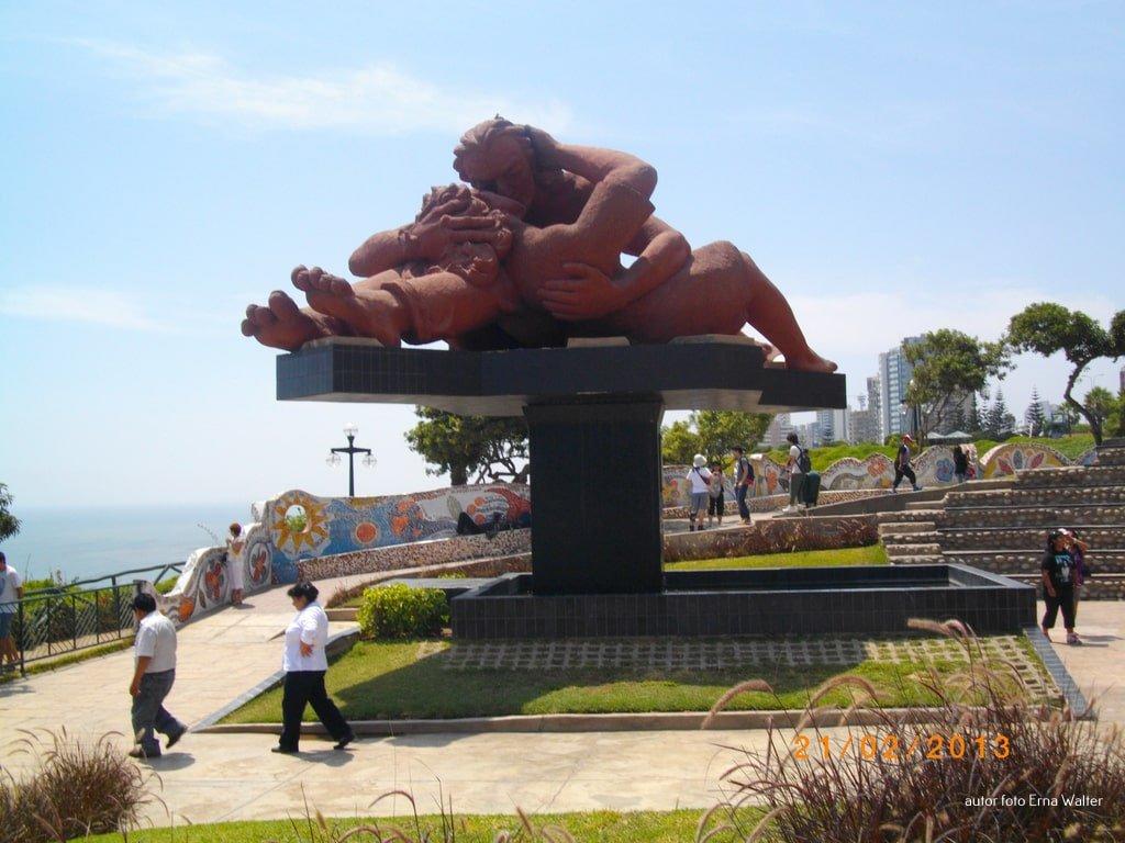 bulwar w Limie