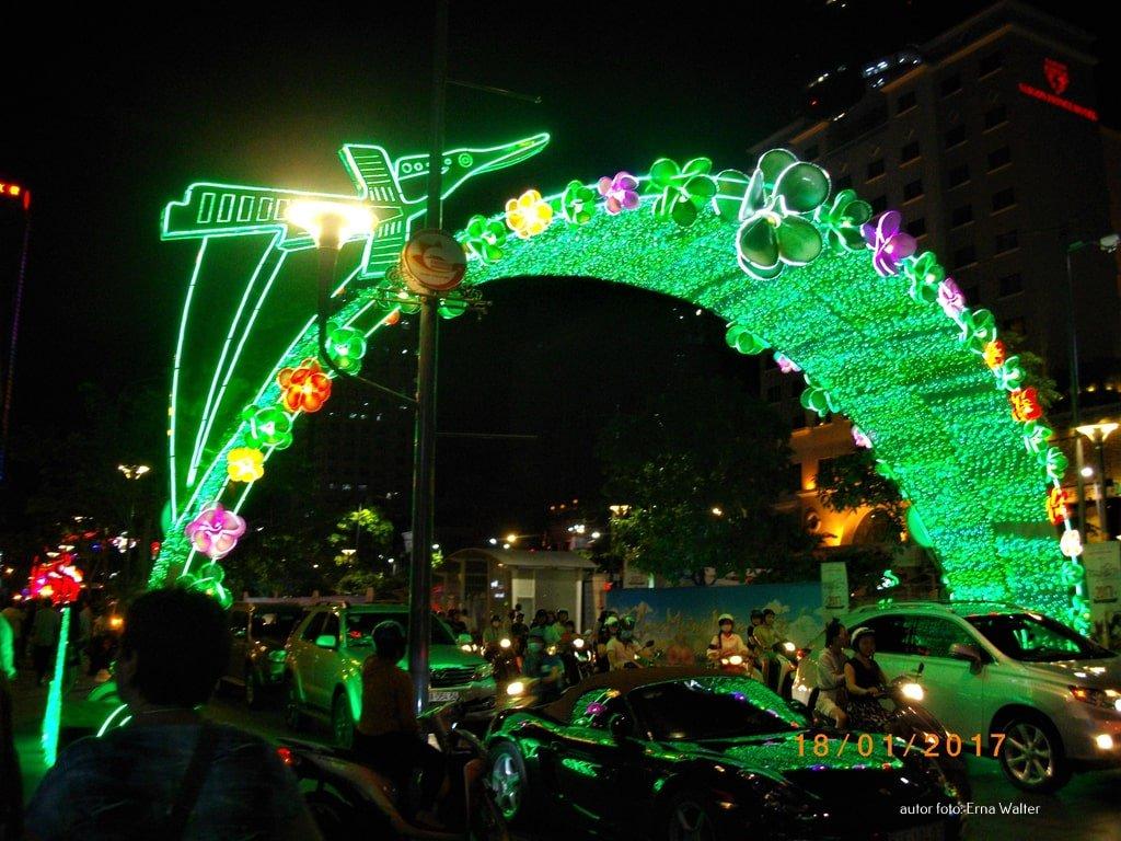 Wietnam Nowy Rok
