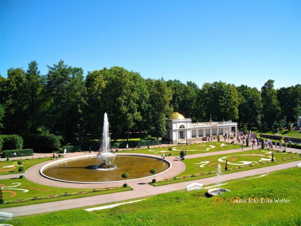 Park Sankt Petersburg