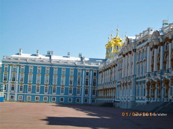 Pałac Carskie Sioło