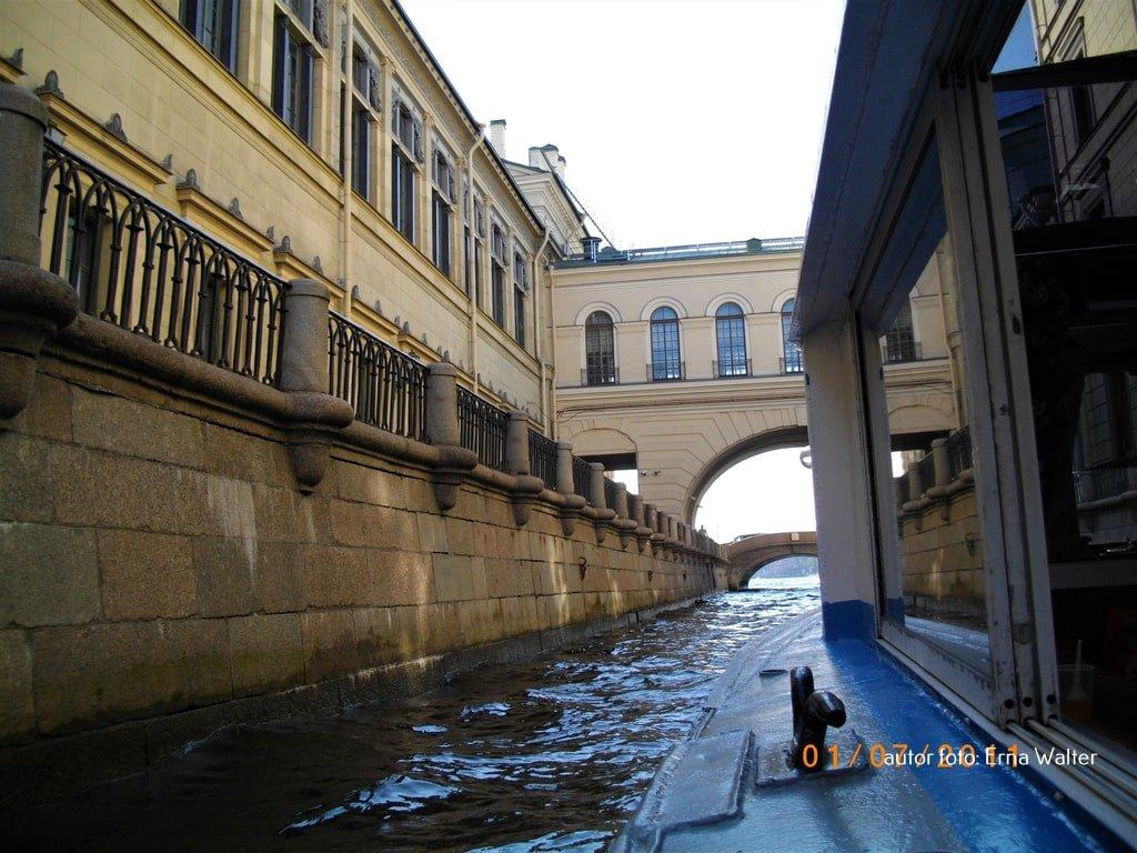statkiem po Newie Sankt Petersburg
