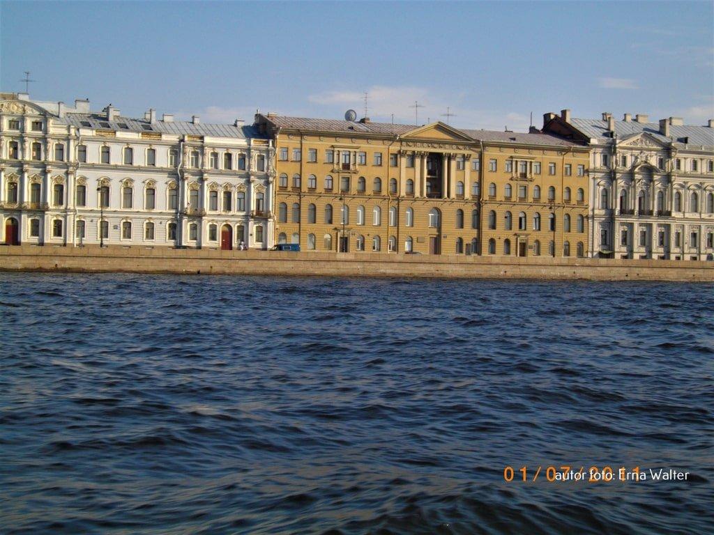 domy Sankt Petersburg