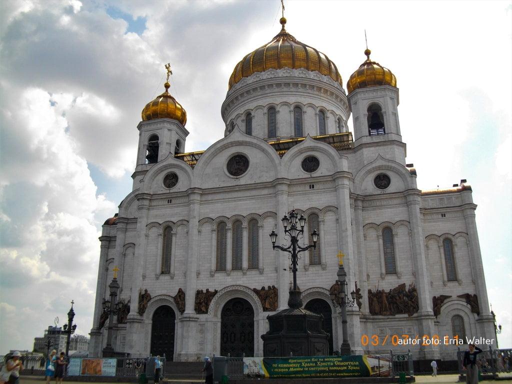 cerkiew Moskwa