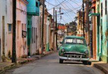 Kuba ulica