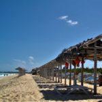 Kuba plaża