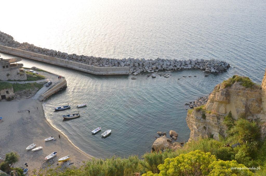 Pizzo di Calabria plaża
