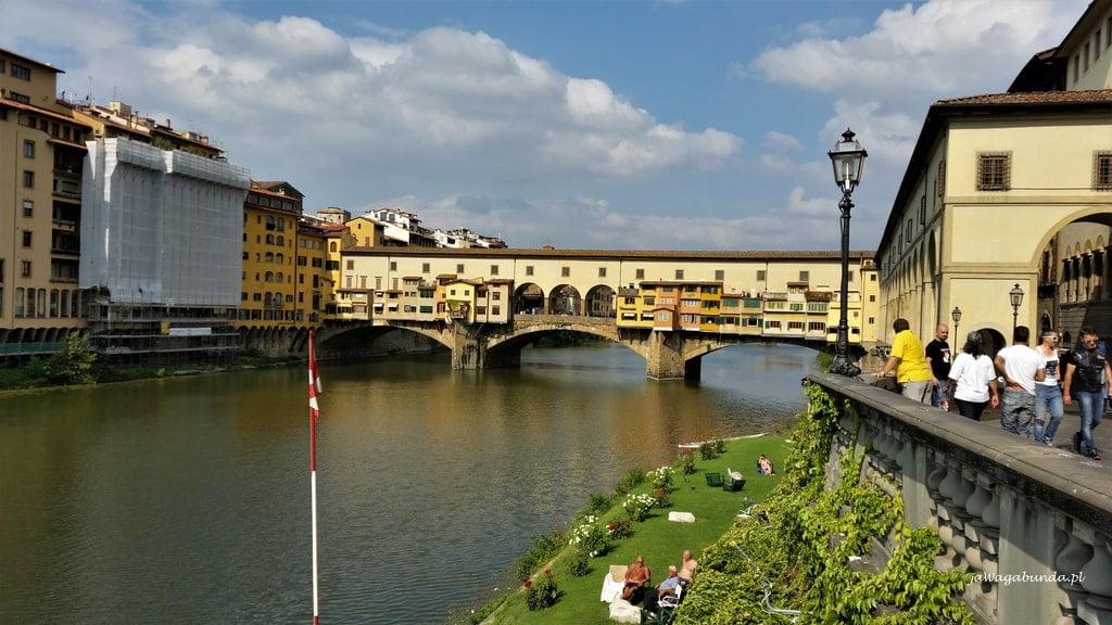 Florencja most
