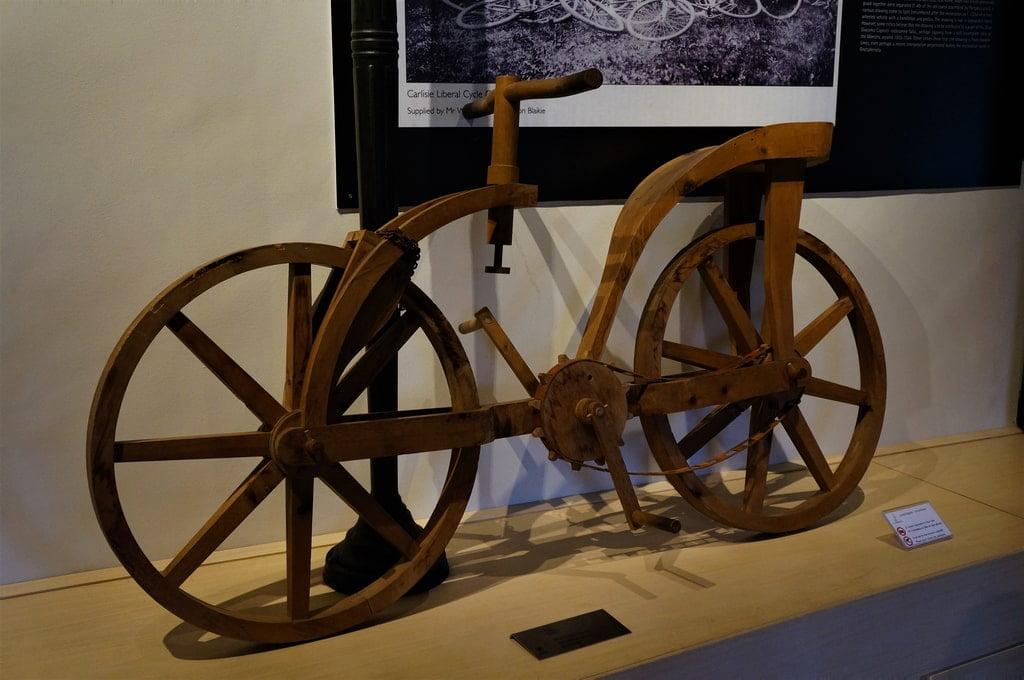 rower Leonardo da Vinci,