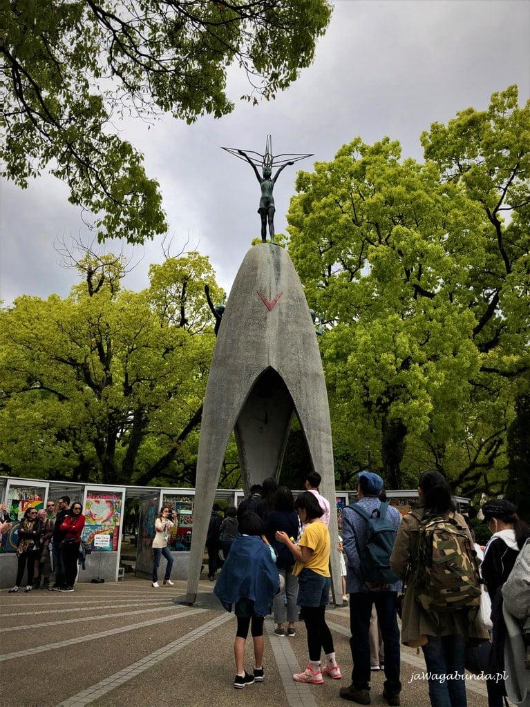 Hiroszima Dziecięcy Pomnik Pokoju