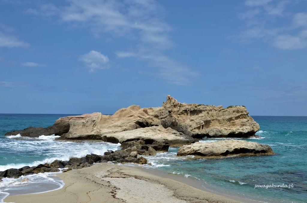 plaża Kalabria