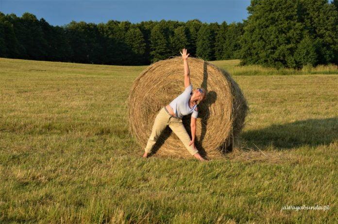 kobieta yoga