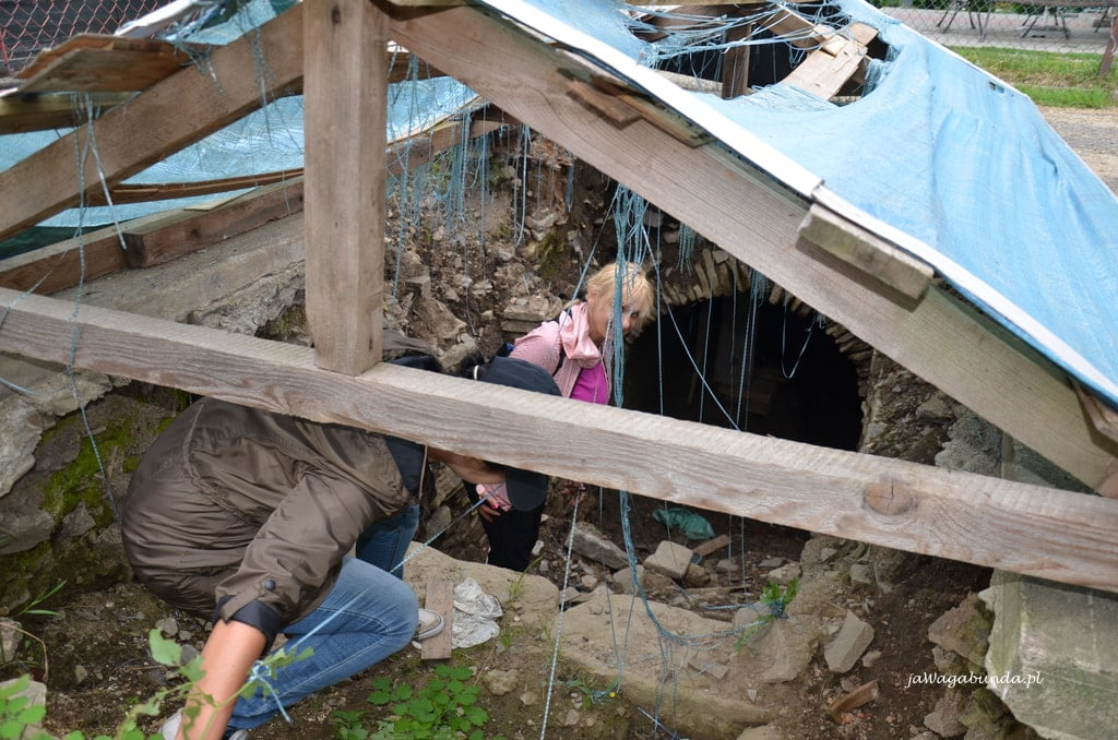 Piwnice winne w Jaśliskach