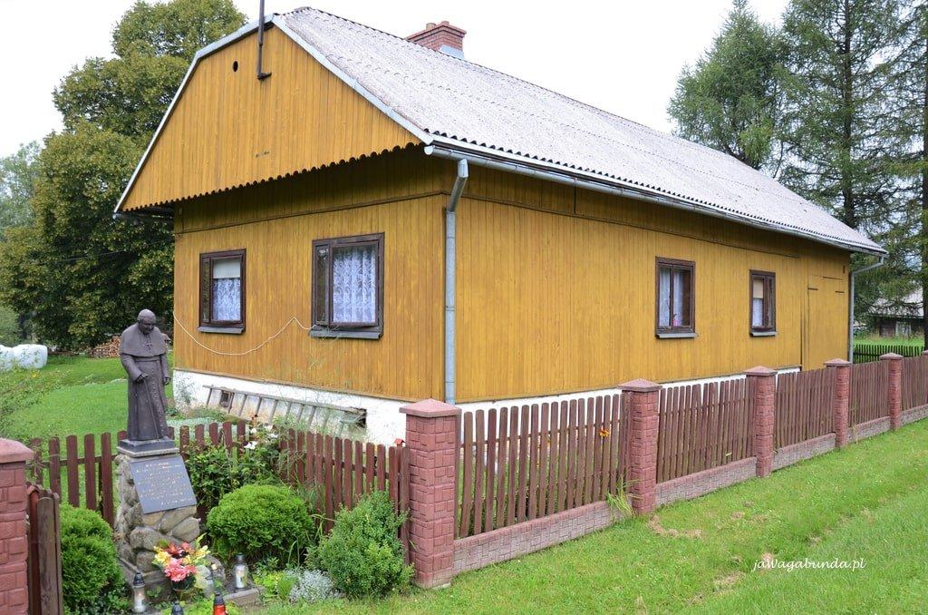 dom w którym mieszkał papież