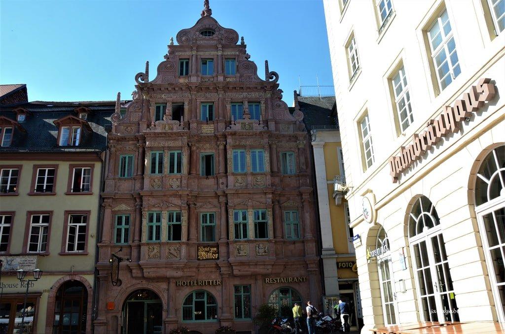 Najstarszy budynek w mieście