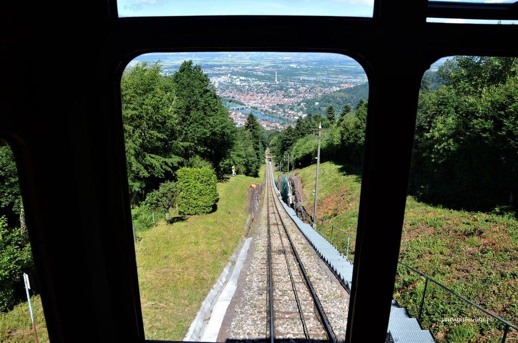 kolejka Heidelberger Bergbahn