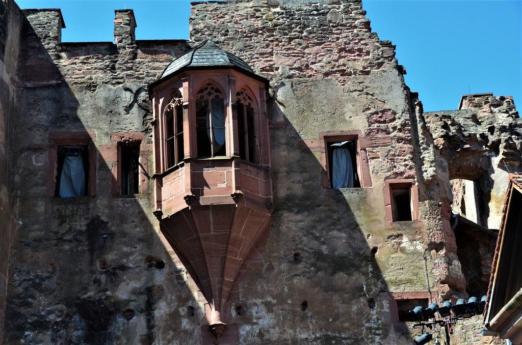 Wieżyczka na zamku
