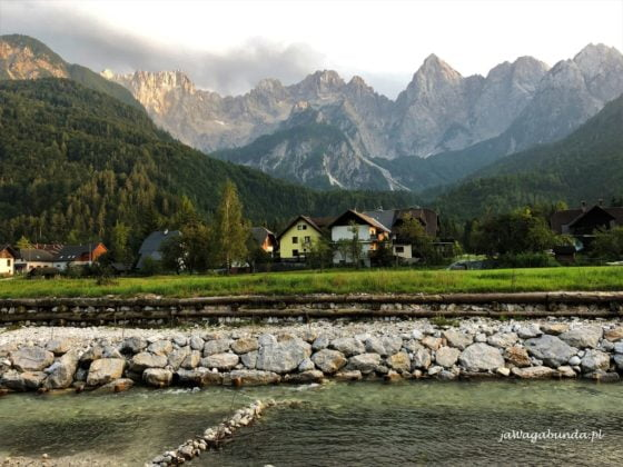 Alpy Julijskie Słowenia