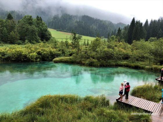 źródła rzeki Słowenia