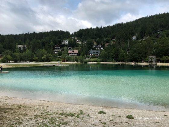 jezioro Słowenia