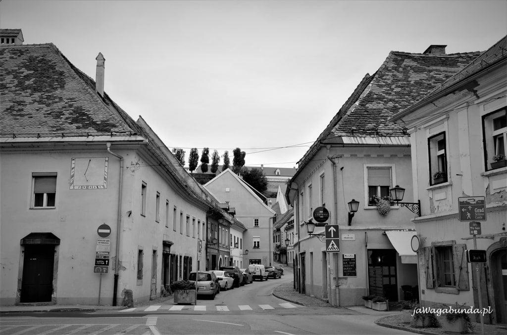 stare budynki w Ptuj