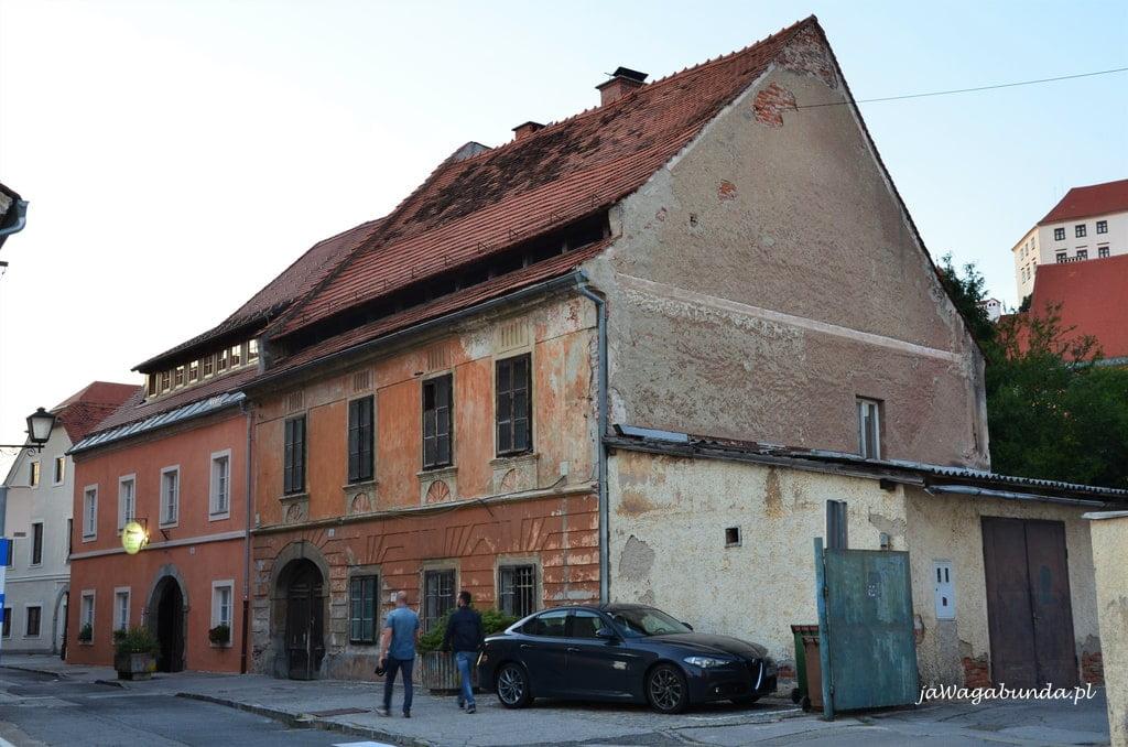 budynki w Ptuj