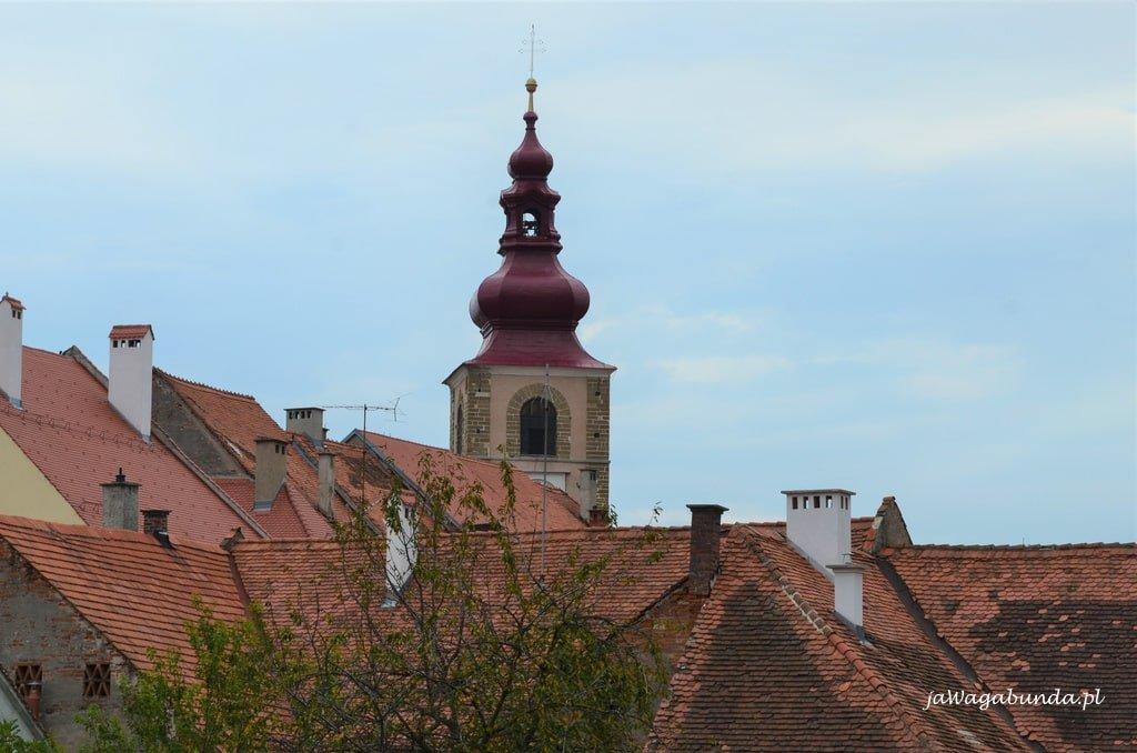 wieża miasta Ptuj
