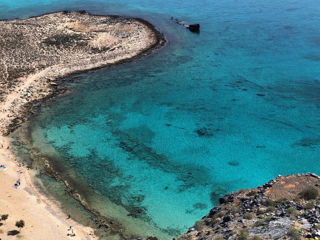 plaża Gramvousa