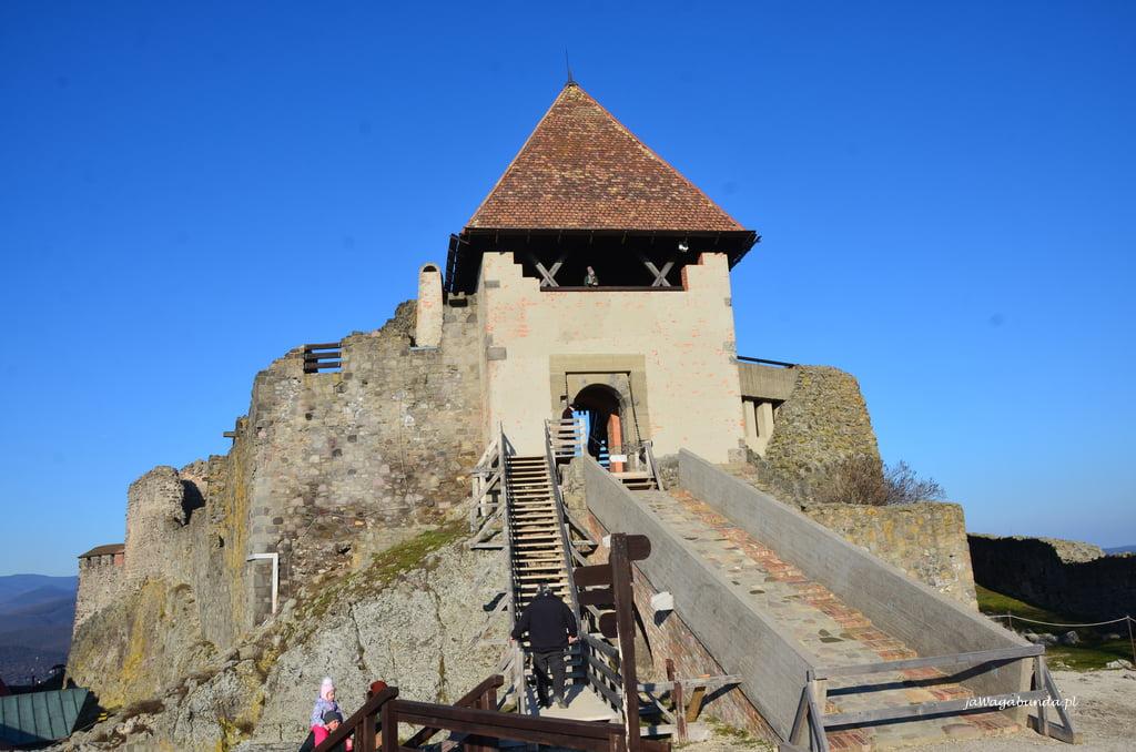wieża zamku królewskiego