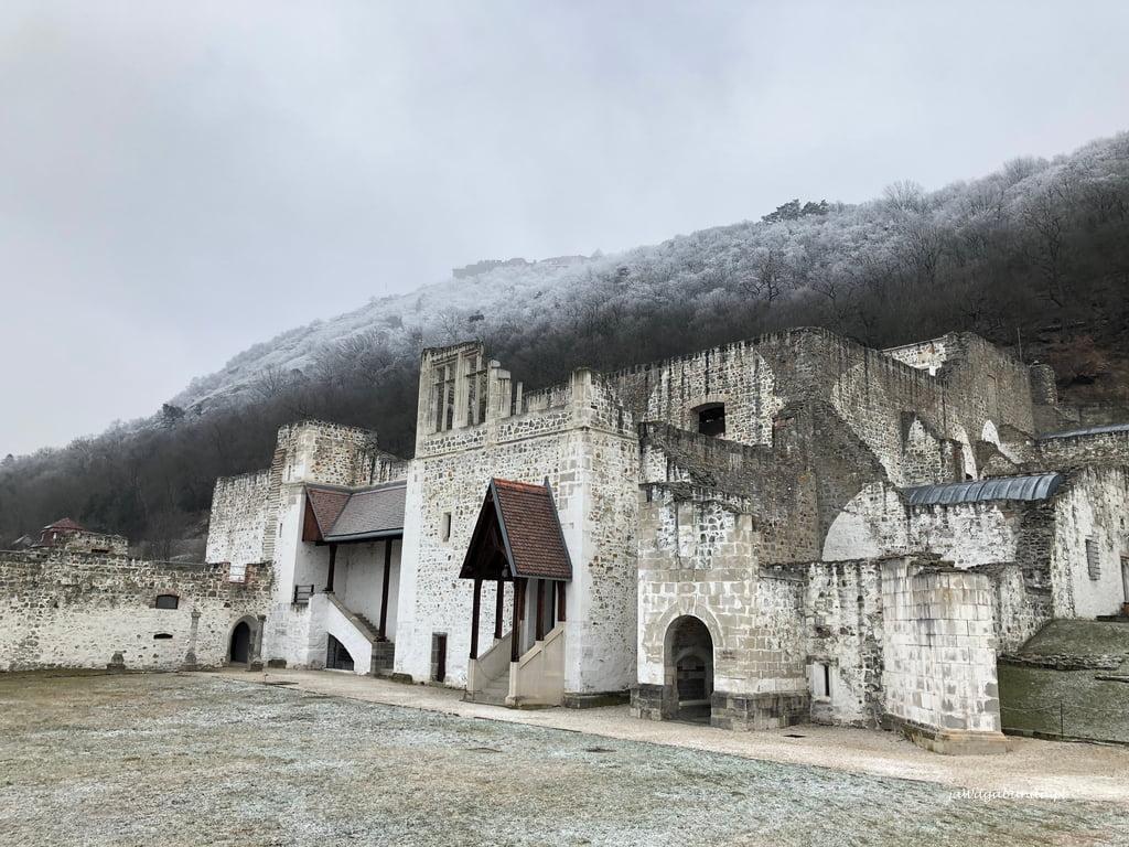 Visehrad zamek królewski