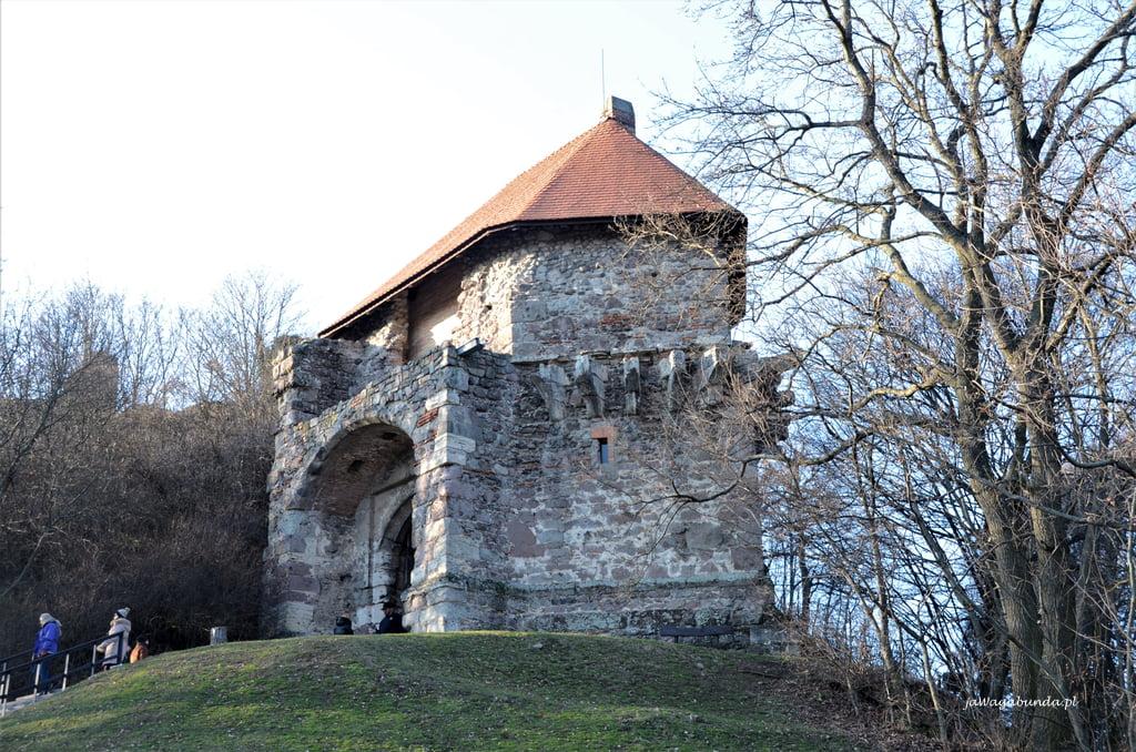 Zamek kamienny