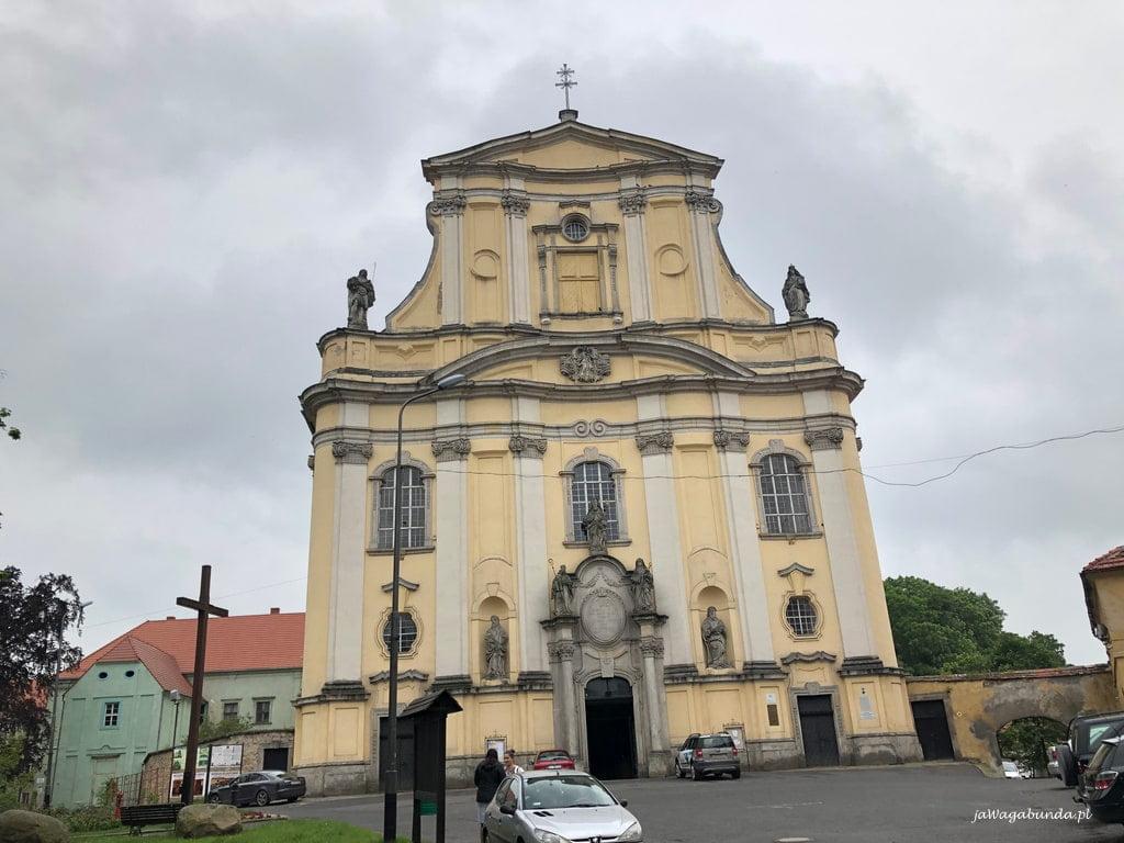 Kościół w Lubomierzu