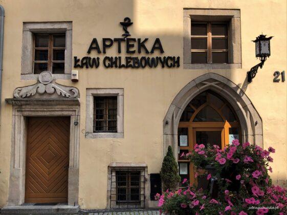 Dom Agatowy w Lwówku Śląskim