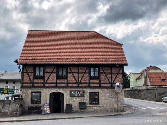 zabytkowy dom w Lwówku Śląskim