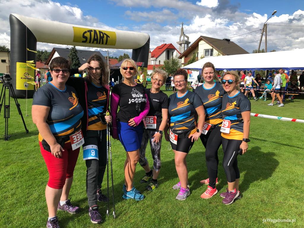 Slow Jogging na biegu charytatywnym