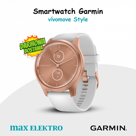 Smartwatch Garmin damski