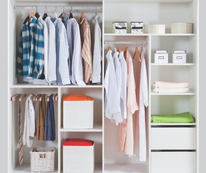 szafy w mieszkaniu
