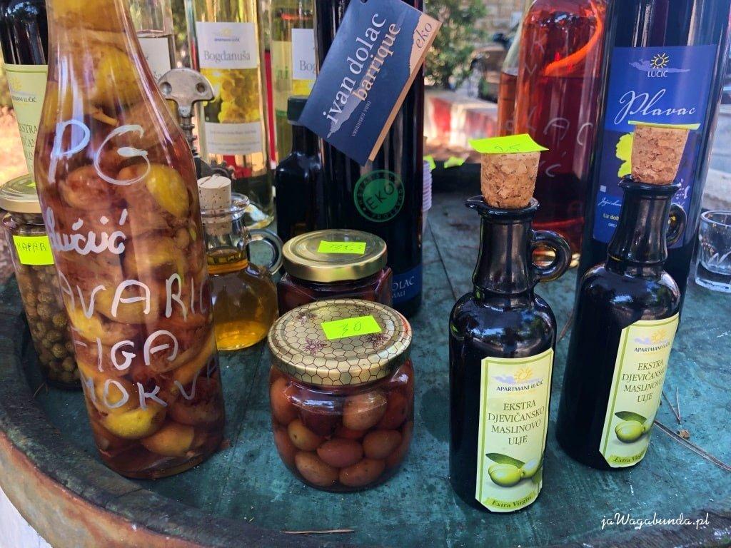 lokalne produkty chorwackie